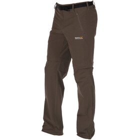 Regatta Xert Stretch Z/O II - Pantalon long Homme - marron